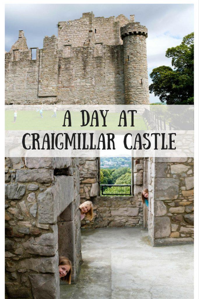 A Day at Craigmillar Castle