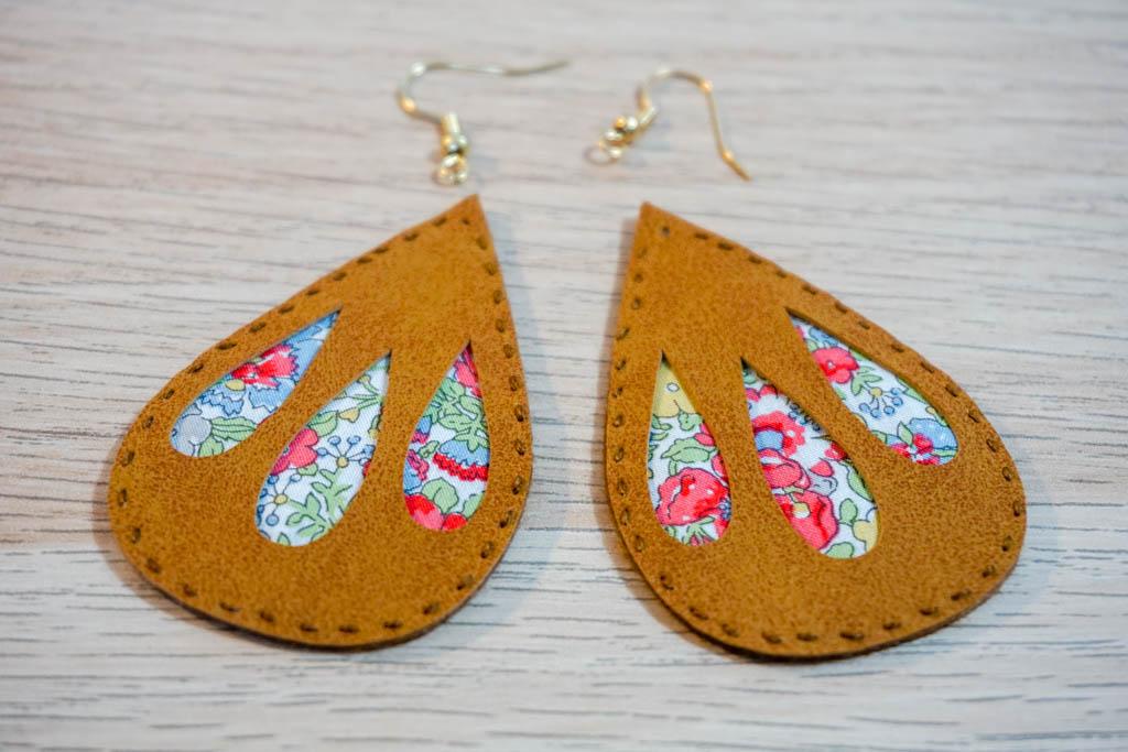 Peekaboo Earrings
