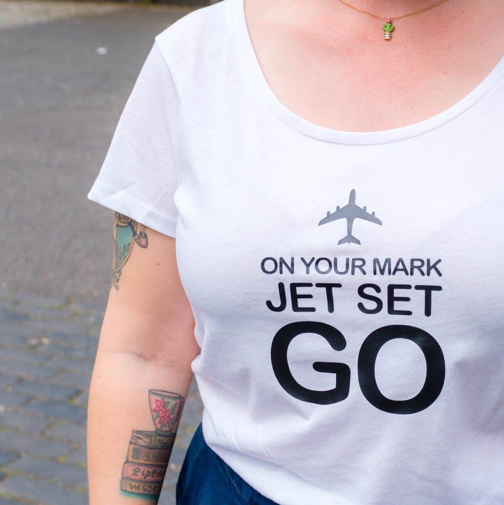 On Your Mark Jet Set Go
