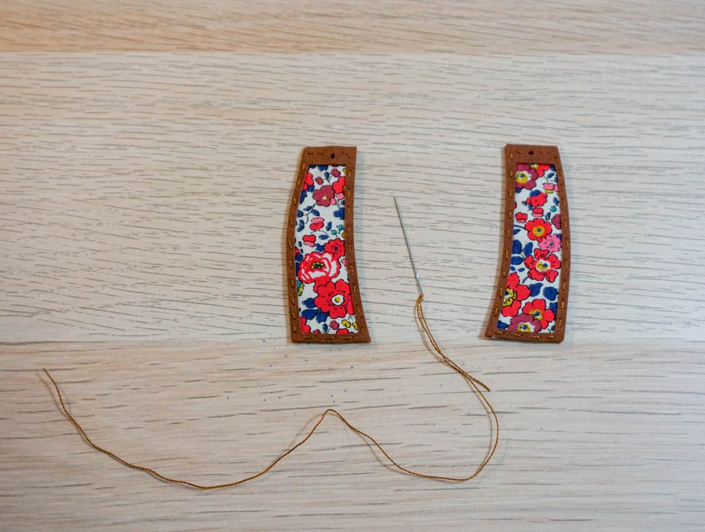 Trendy Peekaboo Earrings