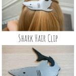Shark Hair Clip