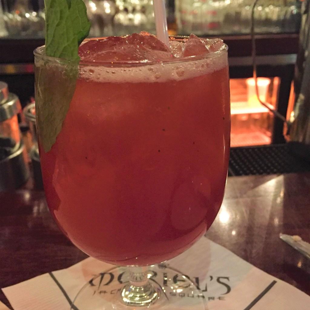 NOLA Muriels cocktail