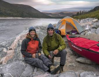 Gary and Joanie McGuffin will be giving a talk about their recent canoe trip exploring scenic Canada to photograph the locations that were painted by the Group of Seven Canadian artists. Courtesy image. © Gary McGuffin