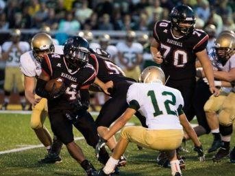 Marshall Schools Sports opportunities