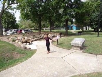 History Hill at Holland Park