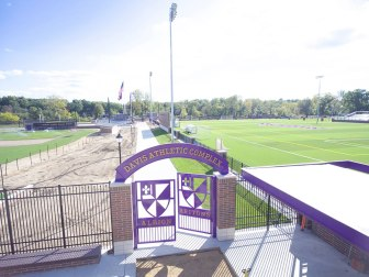 Davis Athletic Complex Albion College