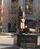 Rosa Parks Sculpture, Grand Rapids