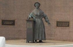 Sojourner Truth Sculpture, Battle Creek