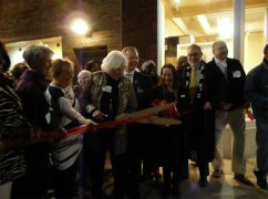 The ribbon cutting was held January 26, 2017/