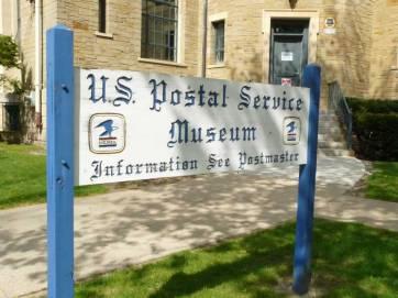 U.S. Postal Service Museum Marshall