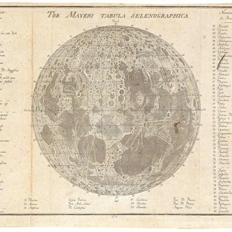 Mondkarten