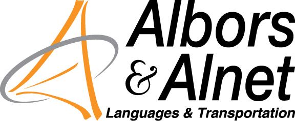 Albors and Alnet logo