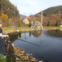 Lac pescuit Râu Sadului