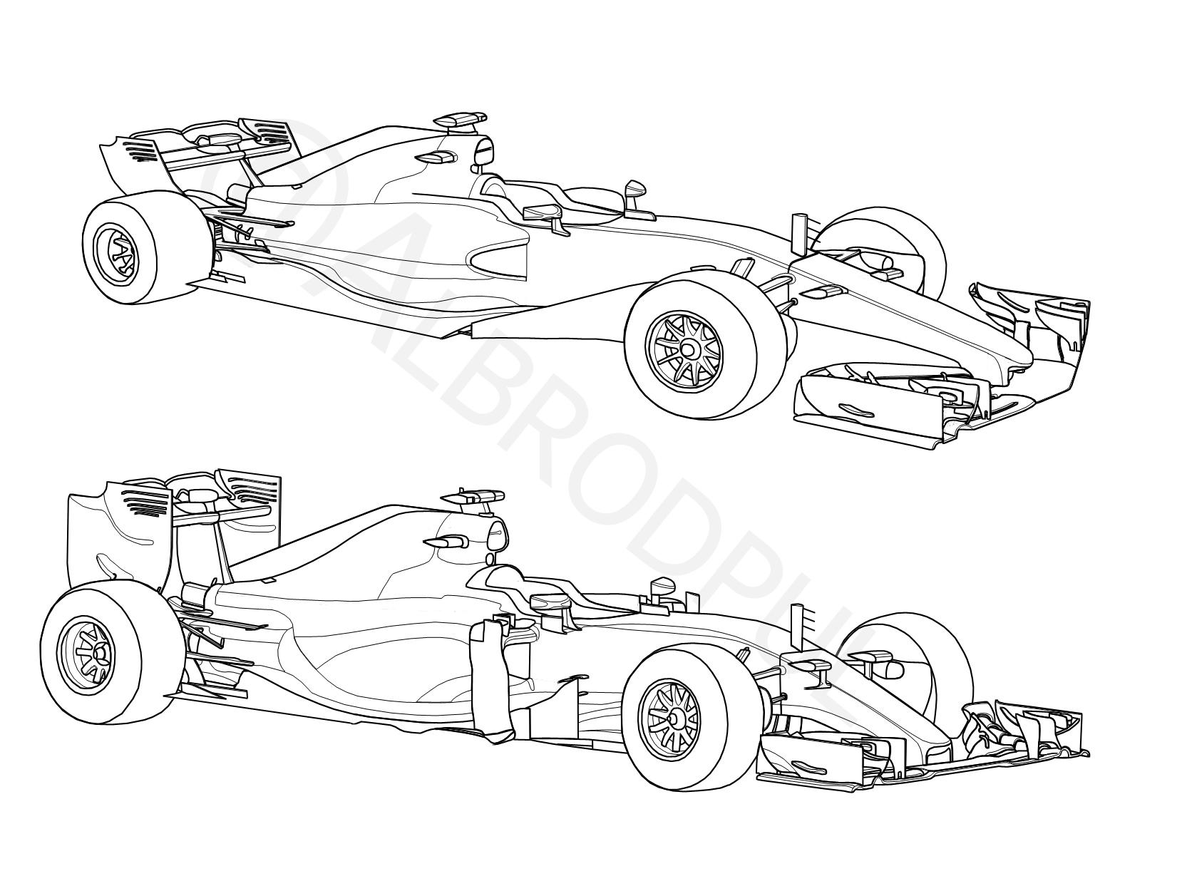 Hilo De Temporada De Formula 1
