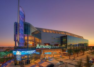 ORLANDO EVENTS CENTER / AMWAY ARENA