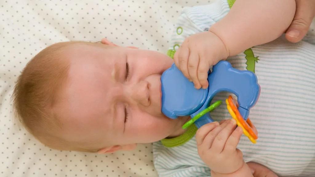 Bebé llorando. Foto: GTRES