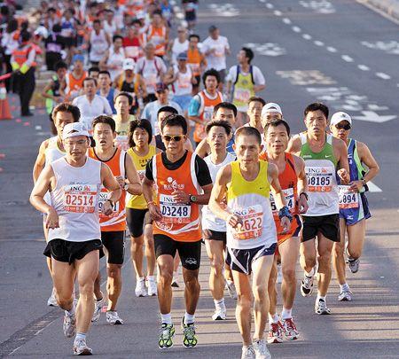 全民馬拉松 跑出強健新世代 - Michalle的部落格 - udn部落格