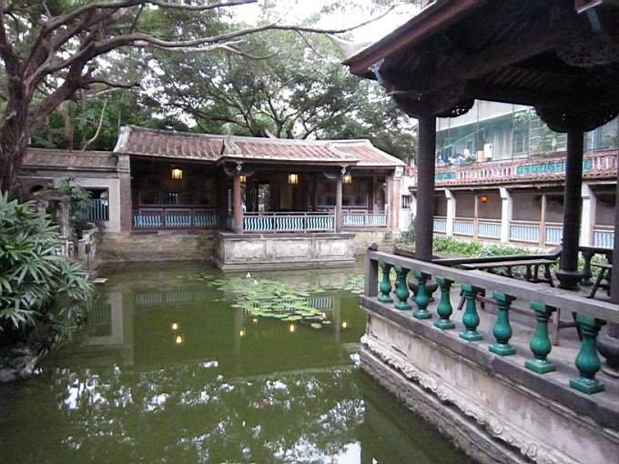 板橋林家花園~古色古香的林本源園邸(上) - shine的幽美幻境 - udn部落格