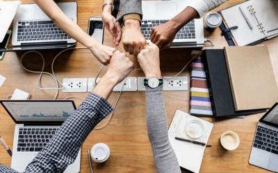Mise en place d'environnement pro de collaboration