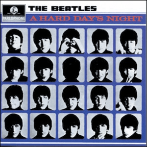 Visual Album Review: The Beatles – A Hard Day's Night