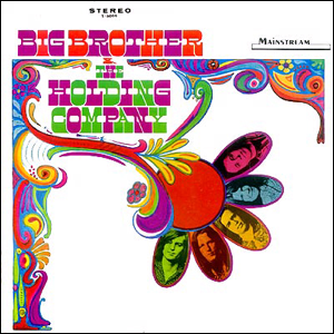 Visual Album Review: Big Brother and the Holding Company – Big Brother & the Holding Company
