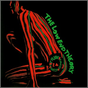 Visual Album Review: A Tribe Called Quest – The Low End Theory