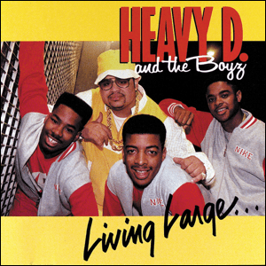 Visual Album Review: Heavy D and the Boyz – Living Large