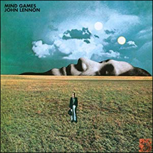 Visual Album Review: John Lennon – Mind Games