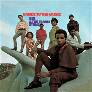 Visual Album Review: Sly and the Family Stone – Dance to the Music
