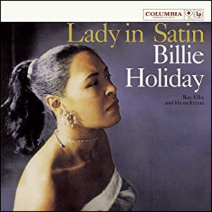 Visual Album Review: Billie Holiday – Lady in Satin