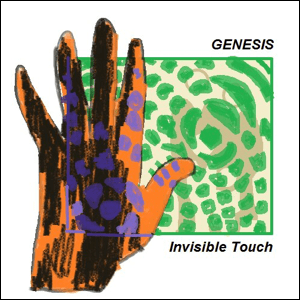 Visual Album Review: Genesis – Invisible Touch