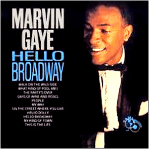 Visual Album Review: Marvin Gaye – Hello Broadway