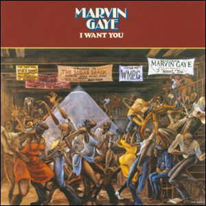 Visual Album Review: Marvin Gaye – I Want You