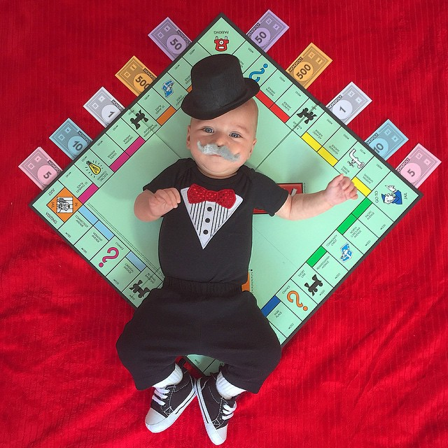 monopoly man halloween costume