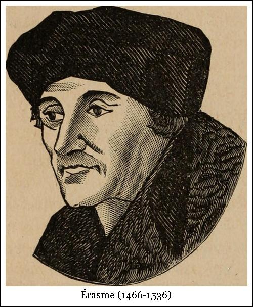 Érasme (1466-1536)