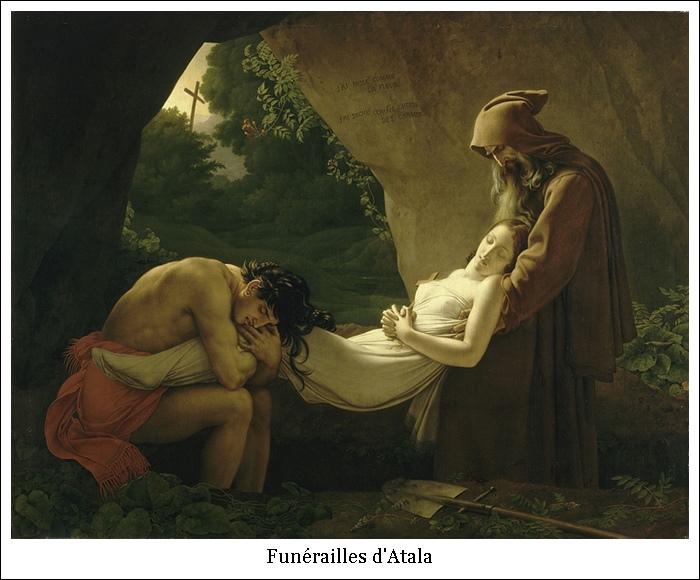 Funérailles d'Atala