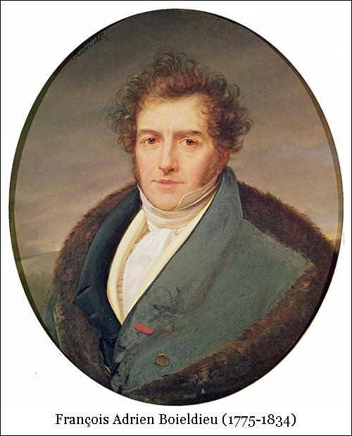 François Adrien Boieldieu (1775-1834)