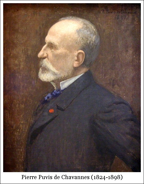 Pierre Puvis de Chavannes (1824-1898)