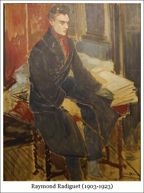 Raymond Radiguet (1903-1923)