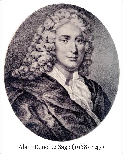 Alain René Le Sage (1668-1747)