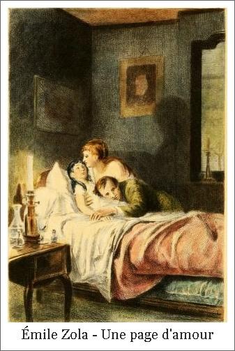 Émile Zola – Une page d'amour