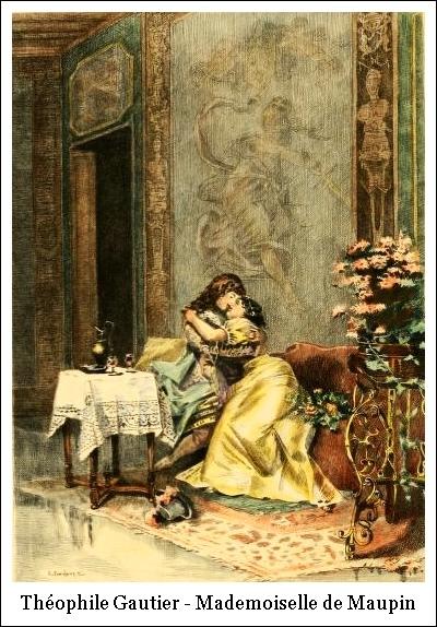 Théophile Gautier – Mademoiselle de Maupin