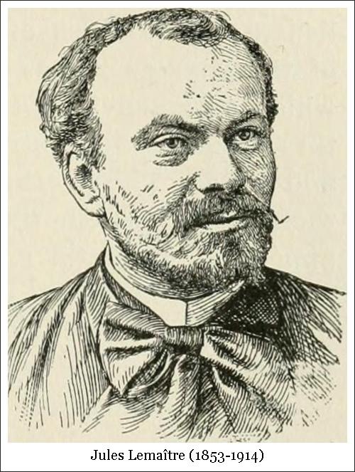 Jules Lemaître (1853-1914)