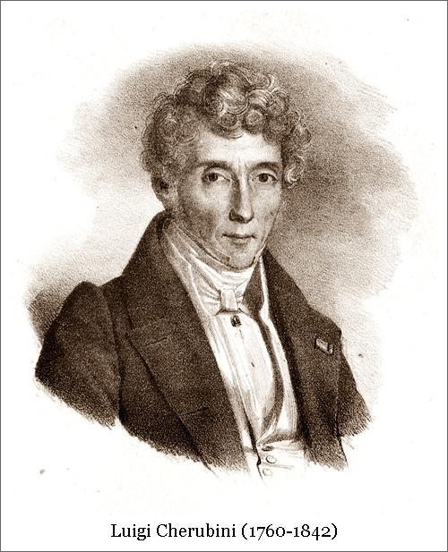 Luigi Cherubini (1760-1842)