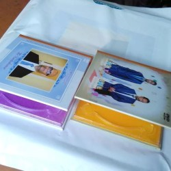 Custom Designed DVD Boxes Free with Album Order