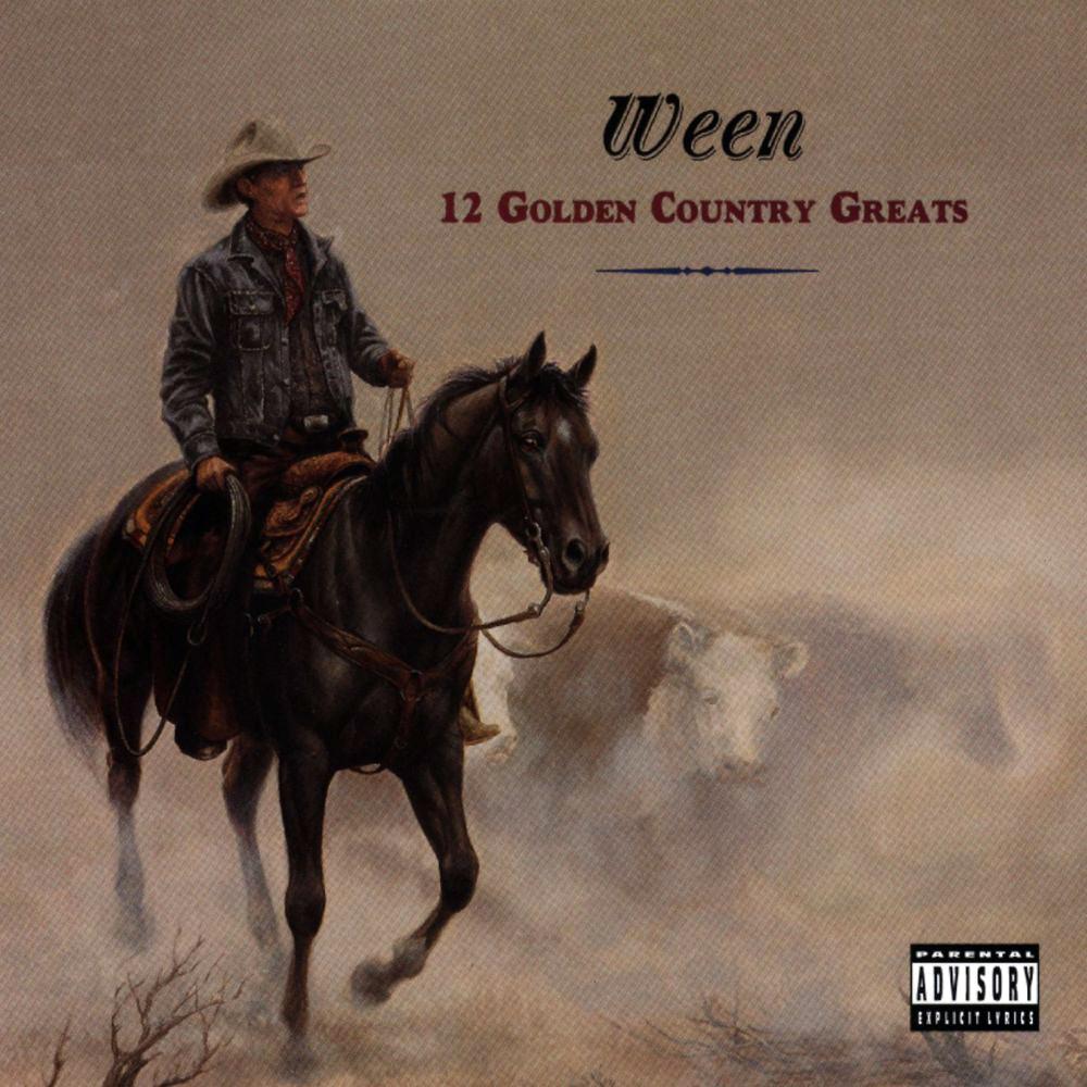 Ween 12 Golden Country Greats