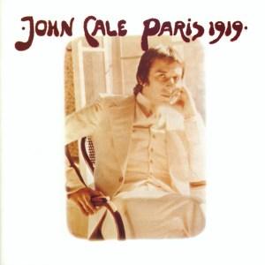 John Cale Paris 1919