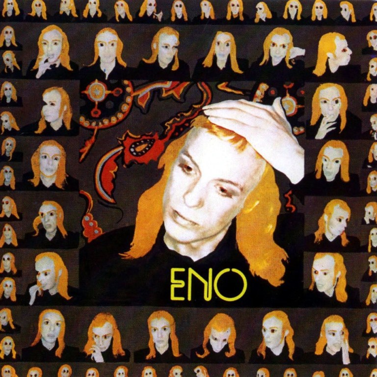 Brian Eno Taking Tiger Mountain by Strategy