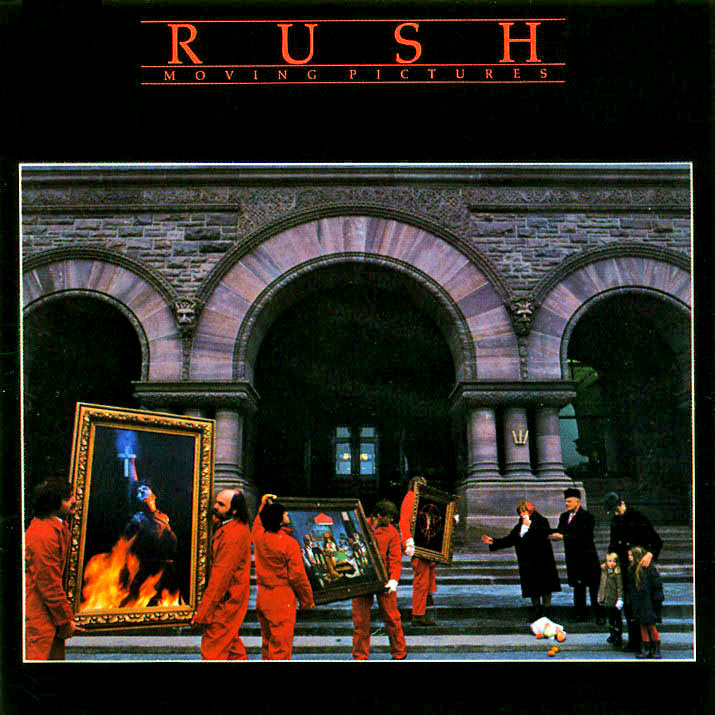 Moving Pictures Rush
