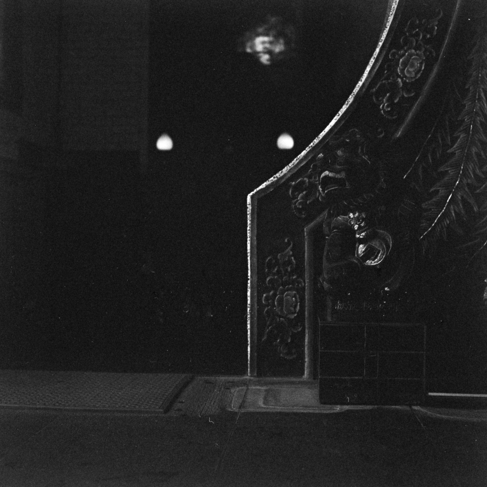 Kodak TMAX400 shot at EI12800
